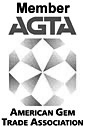Color Symphony Jewelry is proud to be a member of the AGTA. Founded in 1981, the American Gem Trade Association is a group of US and Canadian professionals dedicated to promoting the natural colored gemstone and cultured pearl trade while maintaining the highest ethical standards among its members and within the industry.