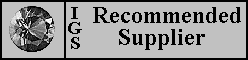 IGS Recommended Supplier